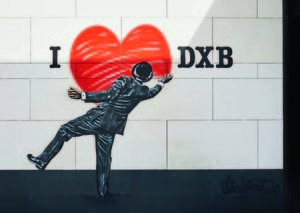 All in DXB: Exploring Dubai's street art, culture, music and fashion scenes