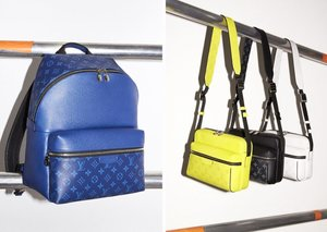 Louis Vuitton to launch new leather line for men