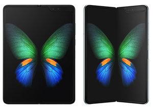 Samsung debuts $2,000 Galaxy Fold smartphone