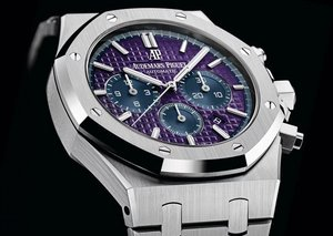 Audemars Piguet to auction a one-off $112,000 watch for charity