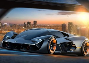 Lamborghini's new $2.5 million 'Hybrid Hypercar' is already sold out