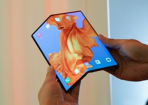 Huawei's Mate X makes 2019 the 'year of the foldable phone'