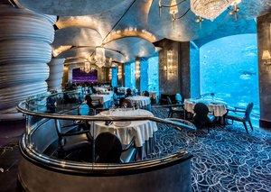Dubai's Ossiano offers seven-course experience by Michelin-starred chef
