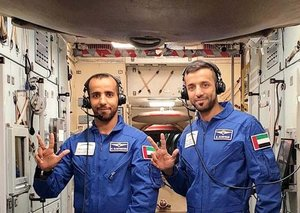 The UAE's first-ever astronaut will go to space in September