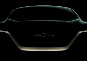 Watch live: Aston Martin reveals its new Lagonda All-Terrain concept