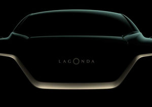 Watch live: Aston Martin reveals its new Lagonda All-Terrain concept
