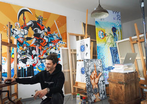 Pop-artist MrArtPride on what to look for when buying art