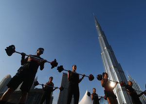 Stay fit: The 10 best gyms and fitness classes in Dubai