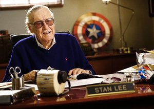 Captain Marvel's tribute to Stan Lee will leave fans teary-eyed