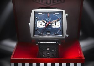 TAG Heuer marks 50th birthday with a new Monaco