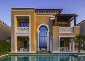Sensational Suites: Superior Villa at the Rixos Abu Dhabi
