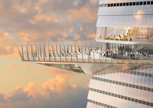 New York to open the West's tallest outdoor observation deck