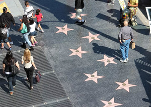 Dubai is getting its very own Walk of Fame
