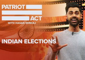 Hasan Minhaj takes on Modi and Indian elections in latest Netflix episode