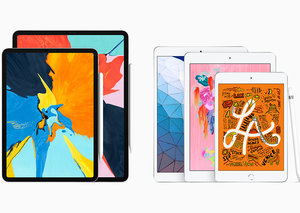 Apple quietly introduces new iPads in the UAE