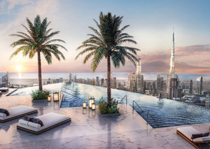 Dubai to open one of the UAE's tallest five-star hotels
