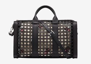 Dior brings back Cannage design men's bags with its new Summer line