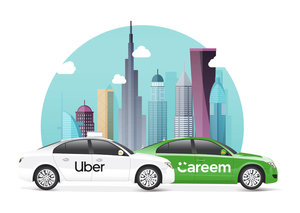 Careem and Uber discontinue their cheapest ride options in the UAE