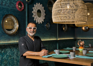 Vineet Bhatia's favourite dishes at his new Dubai restaurant - Indya by Vineet