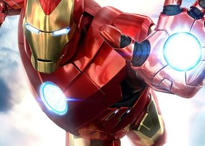 Iron Man VR is the only game I want to play