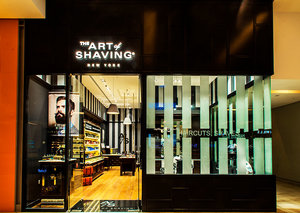 A cut above the rest: The Art of Shaving Dubai Mall