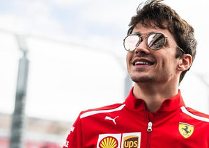 Ferrari rookie Charles Leclerc shows old-timers who's boss at the Bahrain Grand Prix