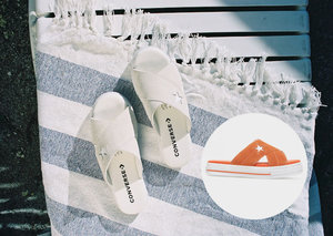 Converse releases One Star sandals (and we like)
