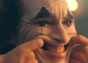Joaquin Phoenix transforms into the Joker in the incredible first trailer