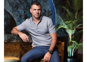 Ex-Lions and Wales rugby star Mike Phillips on life after professional sports