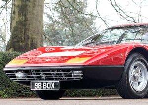 Elton John's Rare Ferrari 365 GT4 is for sale at Goodwood