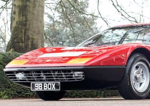 Elton John's Rare Ferrari 365 GT4 is for sale at Goodwood