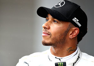 Lewis Hamilton said Mercedes made a 'f--- up' that cost him the race win