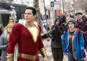 Q&A with Shazam star Zachary Levi at the Middle East Comic Con