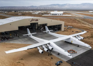 What is Stratolaunch? – The world's biggest airplane