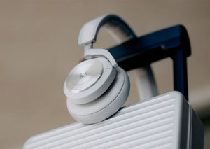 Bang & Olufsen x Rimowa are the ultimate travel headphones