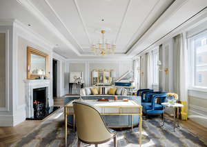 The Langham London's Sterling Suite Review