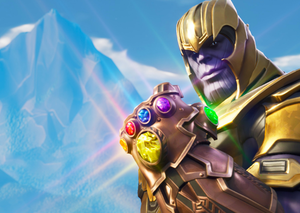 Is Thanos heading back to Fortnite in time for Endgame?