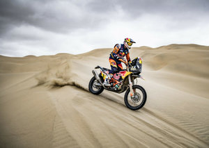 Dakar rally to put Saudi Arabia on world stage