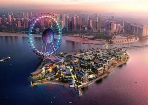 World's tallest observation wheel — Ain Dubai to be completed in 2020