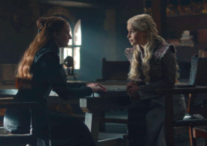 Sansa asked Daenerys the most necessary Game of Thrones season eight question