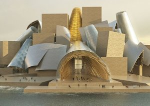 Guggenheim Abu Dhabi to make its big debut in 3-4 years