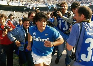 The new Diego Maradona documentary trailer shows how crazy football fans are