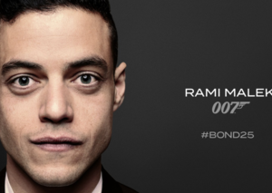 CONFIRMED: Rami Malek starring in the next James Bond movie