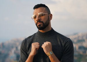 Rapper Zap Tharwat on social media and being the voice of the Egyptian youth