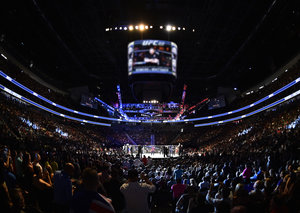 Will Khabib headline event after UFC and Abu Dhabi partner for five years?