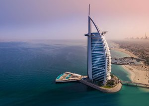 'World's most famous' helipad on Dubai's Burj al Arab turns 20