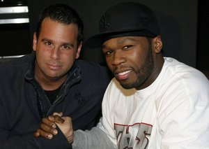 50 Cent is feuding with a movie producer and a reality TV star