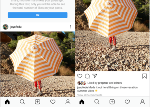 Instagram is going anti-influencer and is testing hiding your likes