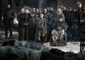 Game of Thrones Season Eight Episode Four photos are out