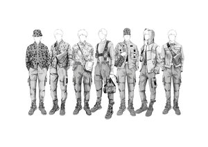 Dior designs exclusive onstage outfits for BTS upcoming world tour